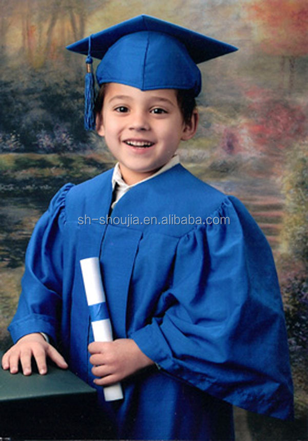 Primary_school_graduation_caps_and_gowns on Preschool Graduation Letter To Children