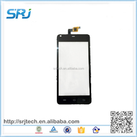 Black New And Original Touch Screen Panel Glass Lens For THL T5 T5S