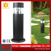 Aluminum die casting outdoor garden bollard light