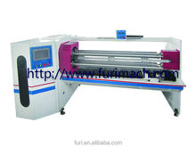 FR-1300 four-shaft automatic adhesive tape slitting machine/ bopp/paper/PE/PVC/masking tape/film cutting and making machine