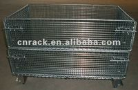Steel all wire cages