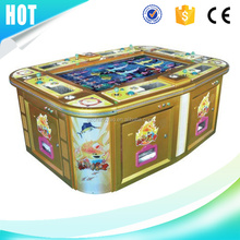 Funny Full 3D Graphics Shooting IGS Thunder Dragon Casino Indoor Fishing Arcade Game