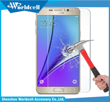 anti-fingerprint ultra clear s7 edge screen protector for mobile phones