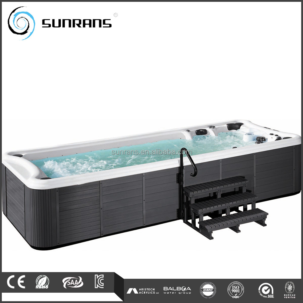 Hot sale luxury movable swimming pool to do spa exercise and relaxing your body