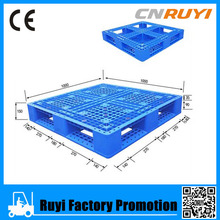 Large stock plastic pallet factory sell