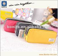Promotional cute pencil bag, new pencil case