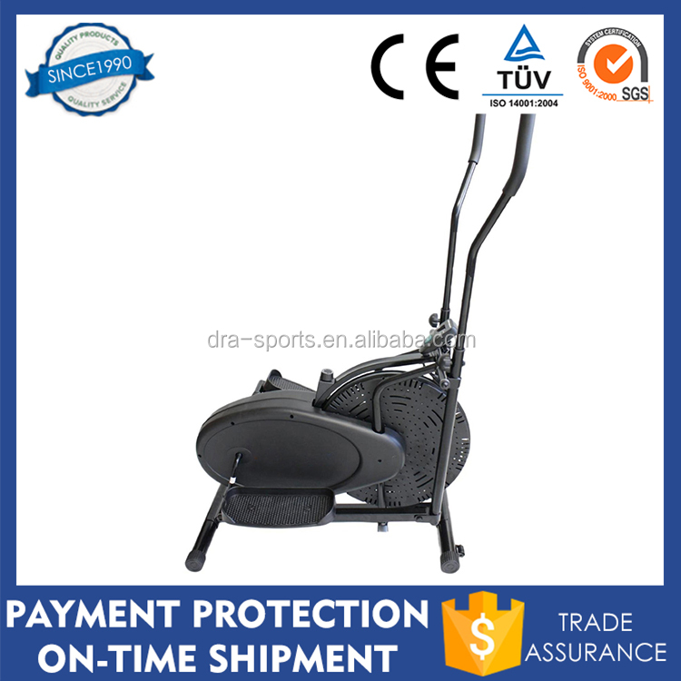 Dual-Action Fan Elliptical Trainer CT801-BLACK Orbitrac Elliptical Bike