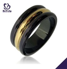High quality 316L stainless steel jewelry,novelty gold ring designs for girls