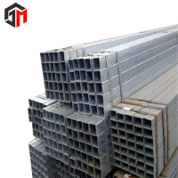 Q195-Q345 CR HR and SS material carbon square pipe