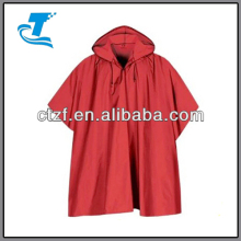Nylon Packable Rain Poncho