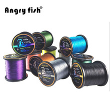 Hot Sale Japan Line 8 Strands 1000M Mainline PE Braided Multifilament Fly Fishing Line