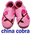 soft sole baby leather shoes (hotsale design)