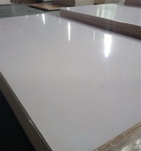 Professional Manufacturer High Gloss Melamine MDF UV Panel
