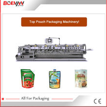 Hot sell cheapest customized steam bun packaging machine