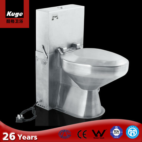 Durable Electronic Electric Marine Toilet