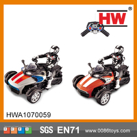 1:8 scale 4 channel high speed rc motorcycle