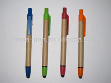 wood pen cheap for promotion