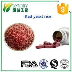 2015 HOT SALE Red yeast rice lovastation 1%
