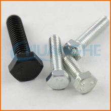 China supplier din561 hex bolt with dog point