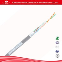 Factory Price 23AWG cat6 ftp 23awg lan cable