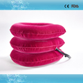 Air pump neck brace cervical traction apparatus inflatable cervical collar