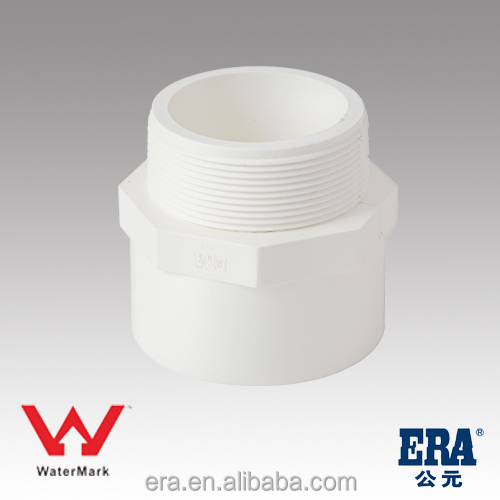 ERA AS/NZS1477  PVC Pipe Fittings valve take off adaptor With Watermark Certificate