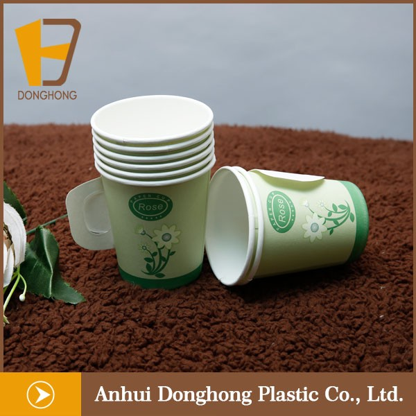 6oz disposable paper cups coffee paper cups