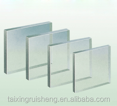 Customized x-ray shielding lead sheet ,protection lead Glass with CE certificate