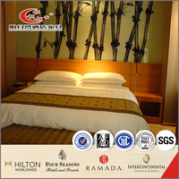 turnkey solution hotel project interior bedroom furniture