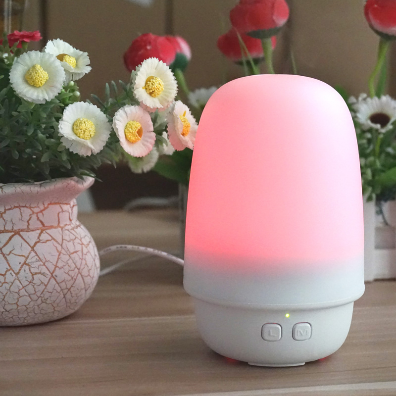 New Design 7 LED Light Ultrasonic Cool Mist Humidifier Air for Young Living