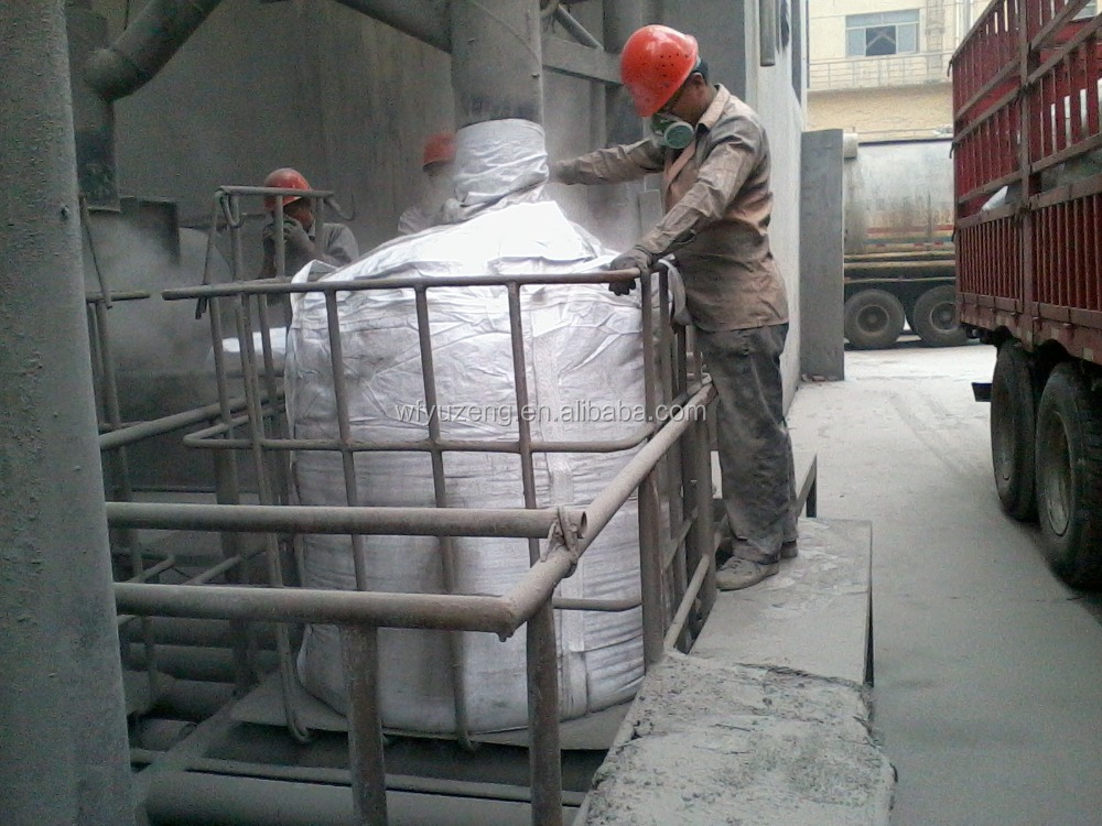 fly ash type F or Glass I