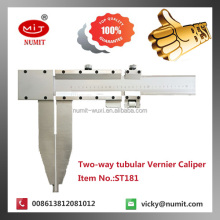 ST181 High Accuracy Heavy duty vernier calipers 0-3500mm tools carpenter use