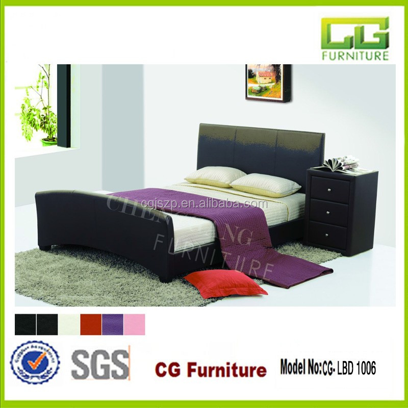 Cheap beds for sale cheap leather bed design for home furniture
