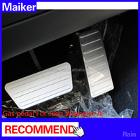 Gas Pedal for jeep wrangler Jk 2007-2015 interior accessories car pedal 4*4 auto accessories auto parts
