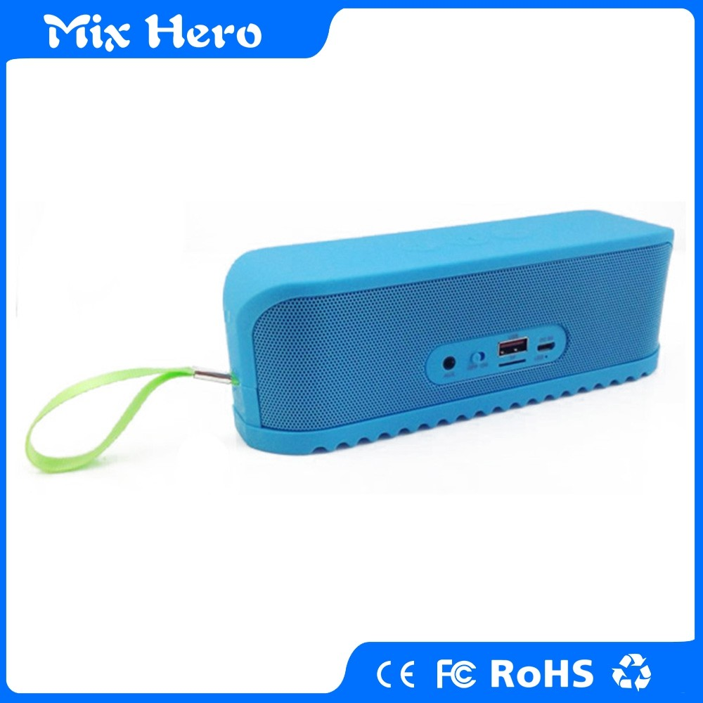China alibaba portable wireless bluetooth bass mini digital music box speaker