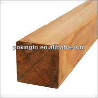 Cedar wood fence post wood fence pickets for sale