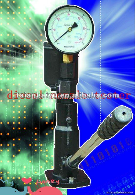 semi-permanently,Providing various using adaptor,PS400A-I Diesel Nozzle Tester(HAIYU)