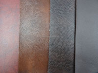 pvc artificial leather logo leather used for bag, jewelry box