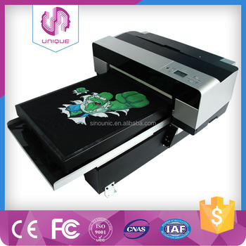 t-shirt printer with white ink