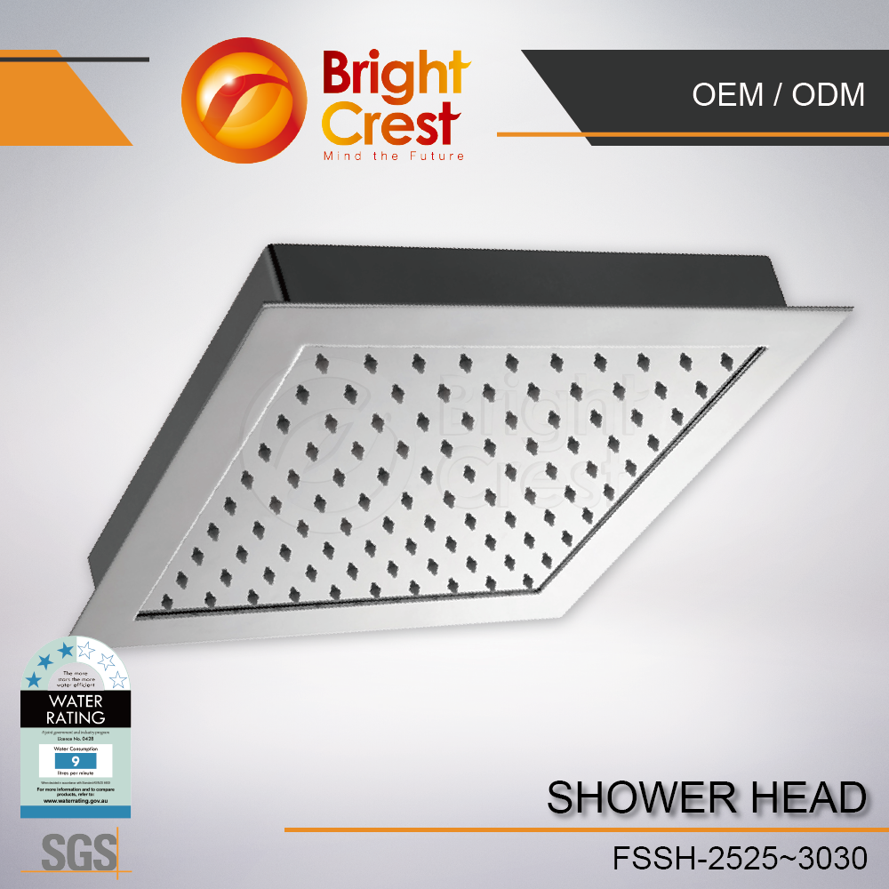 online shop china shower head retail hot and cold water plastic shower head for Pakistan