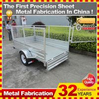 galvanized tent trailer,China manufacturer with 32-year experience