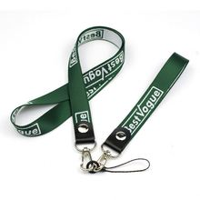 rubber keycord phone lanyard with ring or keyring or key chain