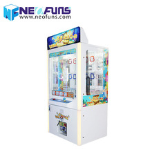 Hot sale high quality amusement coin operated key master prize gift vending machine
