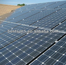 Bestsun 5100w high quality import-export solar panel pv
