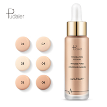 Waterproof Private Label Mineral Makeup Liquid Foundation