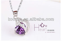 2014 New Fashion Necklace China wholesale jewelry KSLN0008