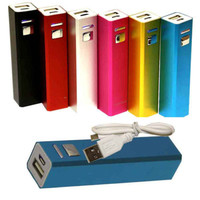 UL 3200mAh Power Bank 5V 1A Mobile Charger Pack external battery for iPhone iPad for Samsung Cell Phones Tablet PCs