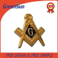 Cheap Best Choice custom metal car emblem