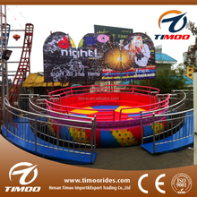 Funny Carnival Rides Disco Tagada Indoor Kid Amusement Ride For Sale