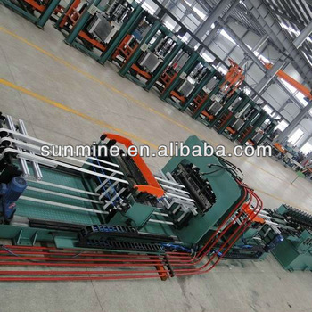 branded freezer door shell forming production manufacturing line